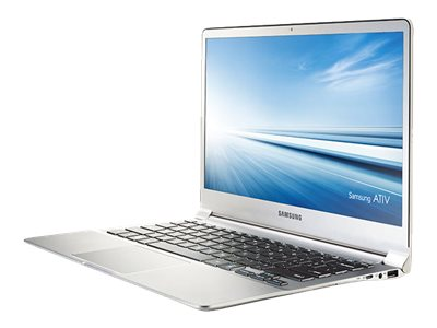 Open Box Samsung ATIV Book 9 Core i7-5500U 2.4GHz 8GB 256GB SSD ac GNIC BT WC 4C 13.3 QHD W7P64, NP900X3K-S01US, 31602661, Notebooks