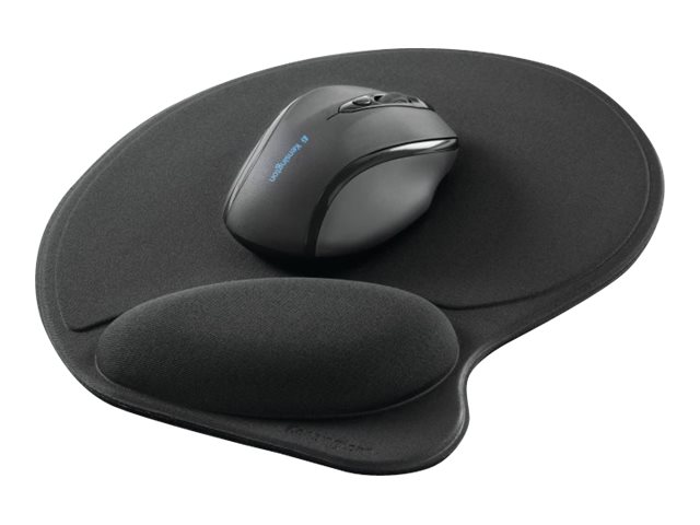 Kensington Wrist Pillow Mouse Wrist Rest, Black, L57822US, 9969387, Ergonomic Products