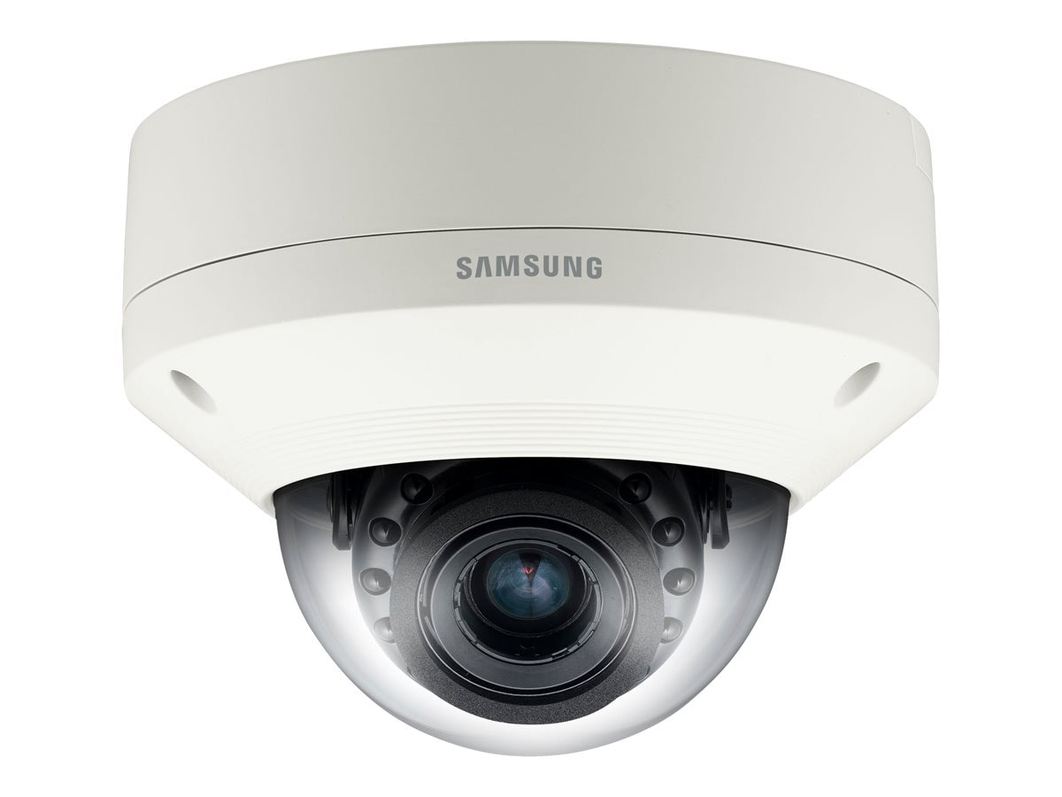 Samsung 3MP Network IR Vandal Dome Camera, SNV-7084R, 31084075, Cameras - Security
