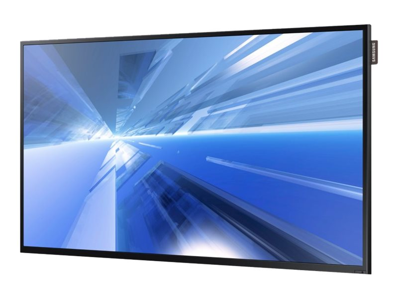 Samsung 32 DB-E Full HD LED-LCD Display, Black, DB32E