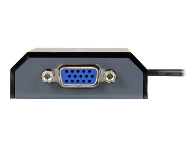StarTech.com USB Type A to VGA External USB Video Graphics Card Adapter, 1920x1200, USB2VGAPRO2