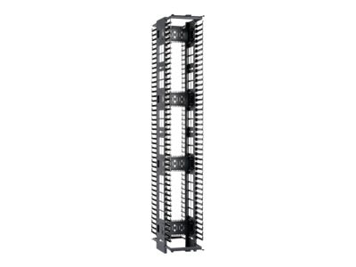 Panduit PatchRunner High Capacity Vertical Cable Manager, 45U x 10w Dual Sided