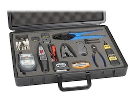 Black Box PREMISE TOOL KIT, FT145A-R3, 32875119, Network Tools & Toolkits