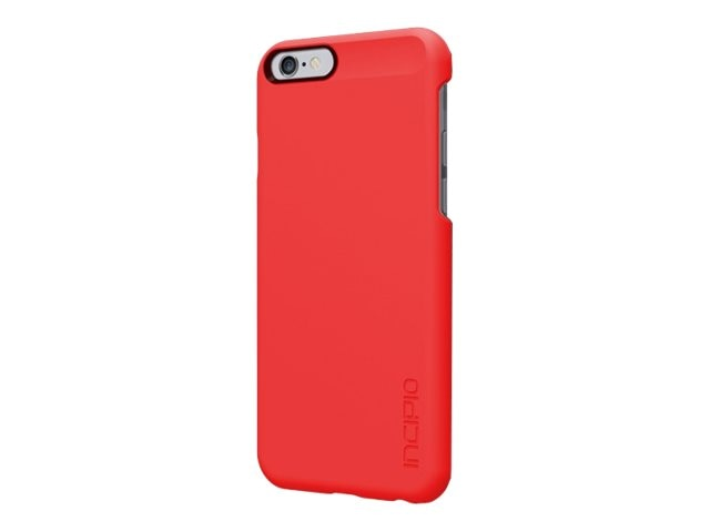 Incipio feather Ultra Thin Snap-On Case for iPhone 6 6s, Red