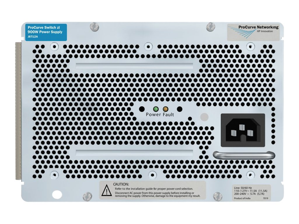 HPE Procurve Switch zl 875W Power Supply, J8712A#ABA, 6650830, Power Supply Units (internal)