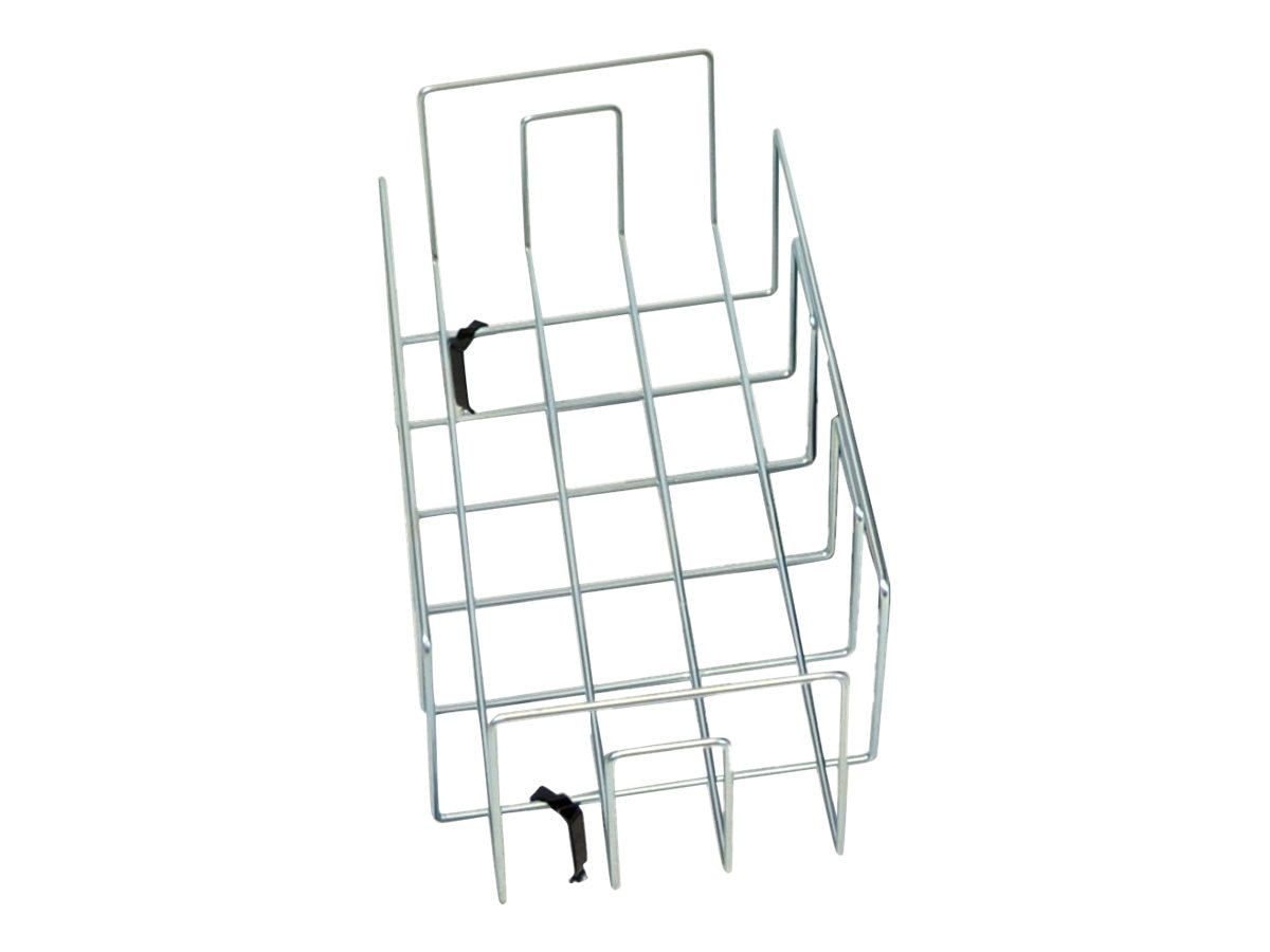 Ergotron Neo-Flex Cart Wire Basket Kit, 97-544