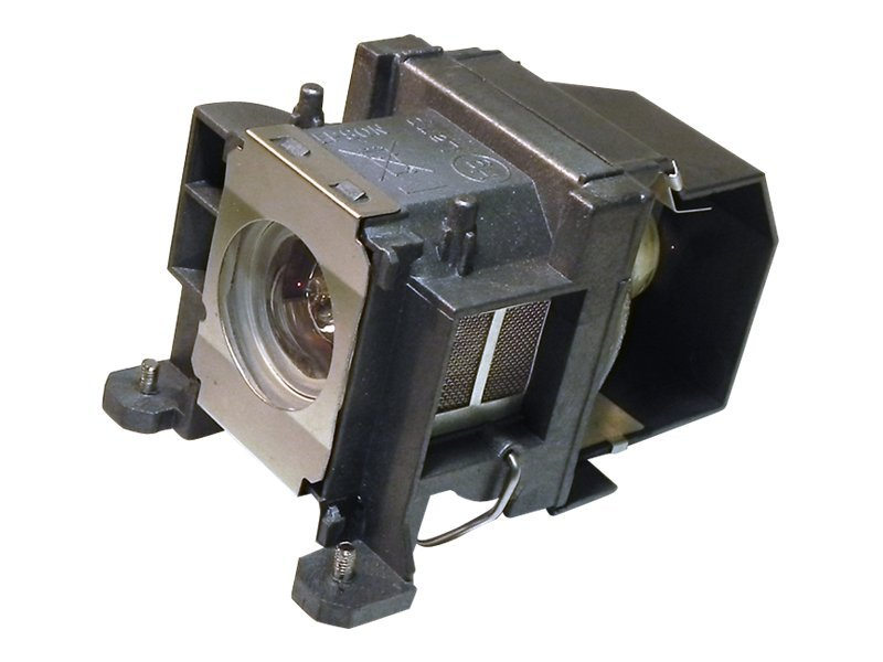 Ereplacements Front projector lamp for Epson EB-1700, EB-1720, EB-1725, EB-1730, EB-1735, PowerLite 1716, ELPLP48-ER, 12394836, Projector Lamps