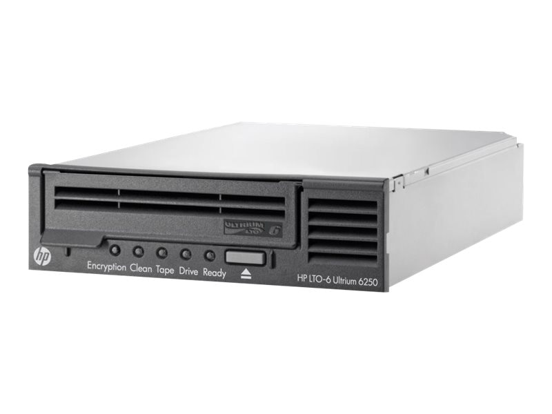 HPE StoreEver LTO-6 Ultrium 6250 Internal Tape Drive, EH969A, 15131556, Tape Drives