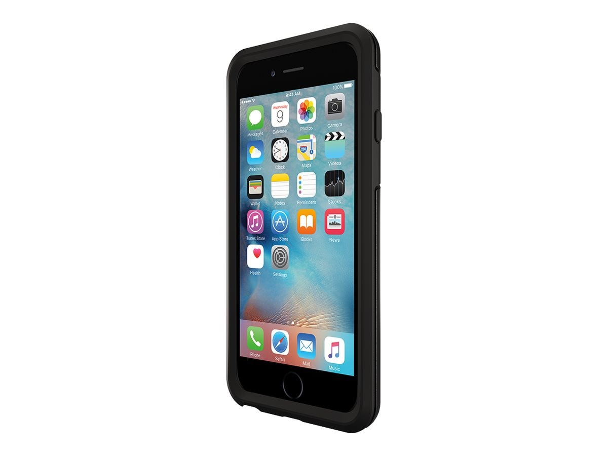 OtterBox Symmetry for iPhone 6, B2B Pro Pack, Black, 77-52023, 26839103, Carrying Cases - Phones/PDAs