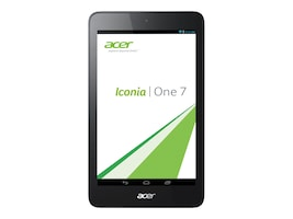 Acer Iconia B1-750-11G9 1.33GHz processor Android 4.4 (KitKat), NT.L65AA.002, 20458422, Tablets