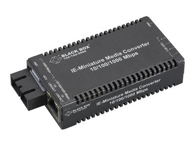 Black Box Industrial MultiPower Mini, LGC320A-R2, 21160791, Network Transceivers