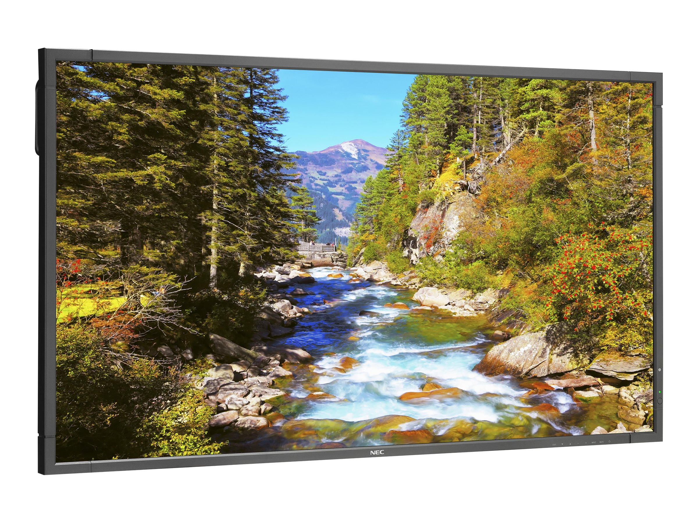 NEC 70 E705 Full HD LED-LCD Commercial Display with Integrated Tuner, E705-AVT