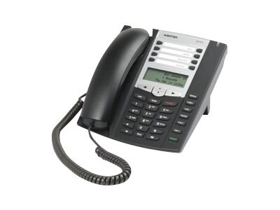 Aastra 6731i IP Phone with English Text Keypad and Integrated IEEE 802.3af Power Over Ethernet (PoE), A6731-0131-10-01