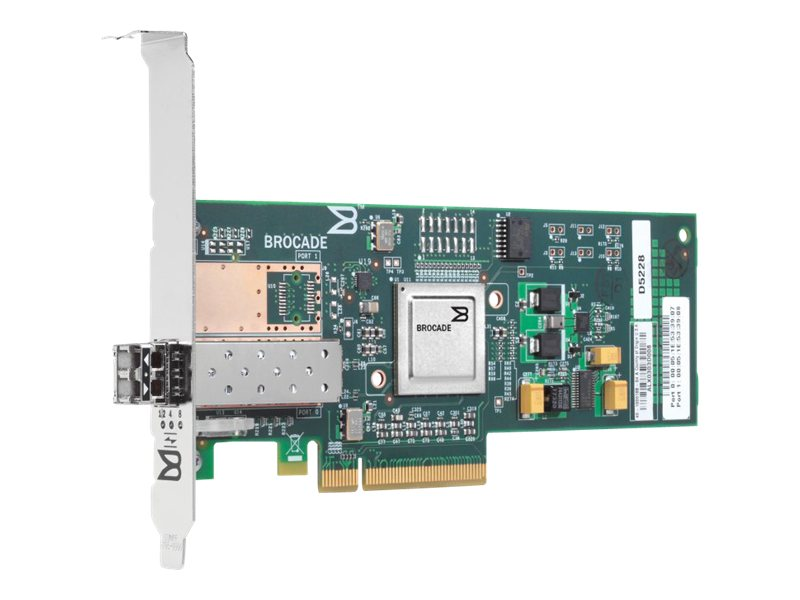 Open Box HPE 8Gb 1-Port PCIe Fibre Channel Host Bus Adapter