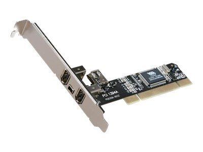 Rosewill PCI to 4x1394 Card