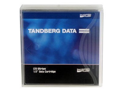 Tandberg Data LTO-3 Data Cartridge Library Pack w  Barcode Labels (20 Cartridges), 433949, 11621401, Tape Drive Cartridges & Accessories