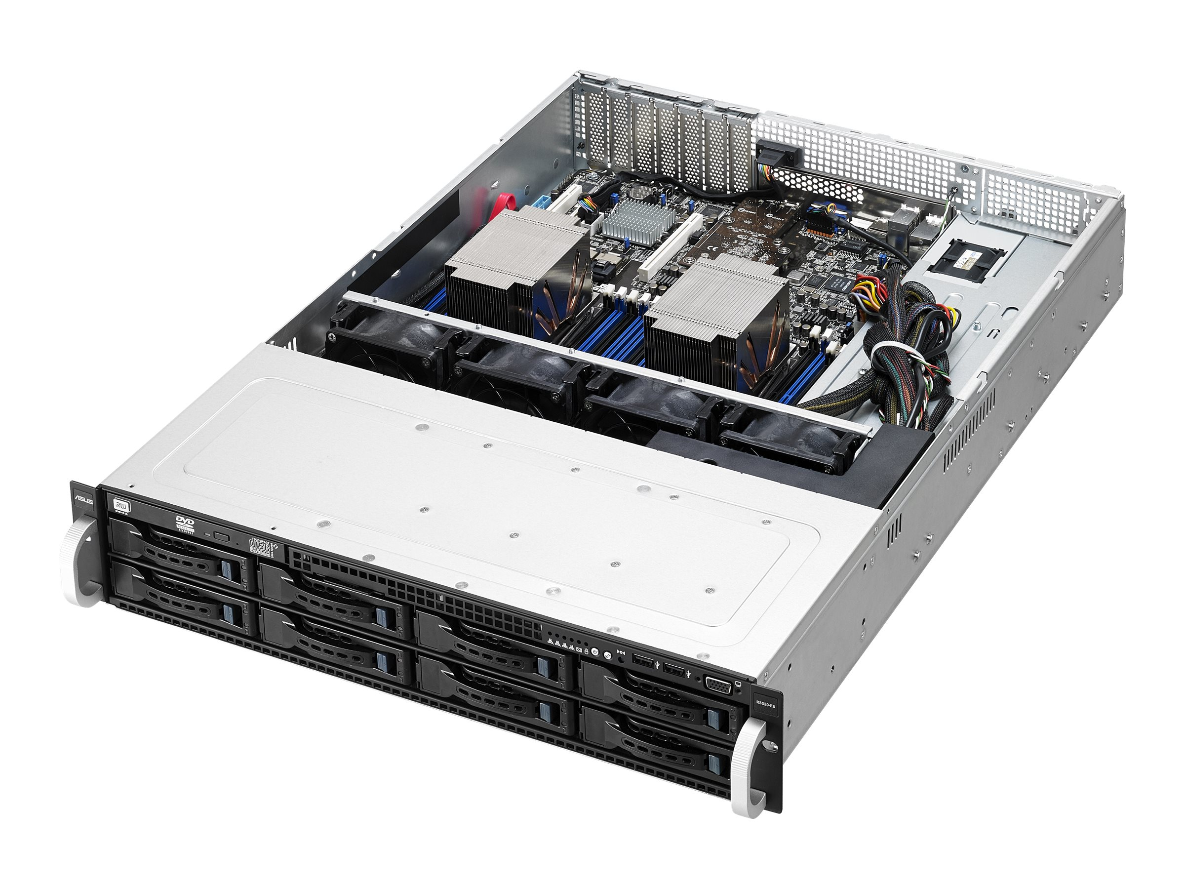 Asus RS520-E8-RS8 V2 Image 2