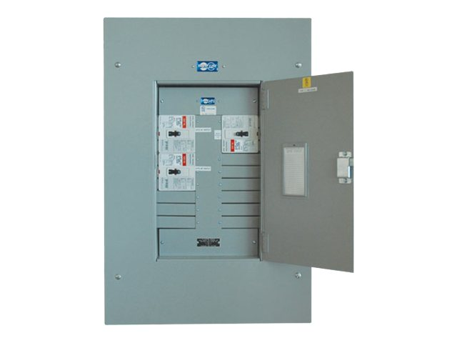 Tripp Lite Parallel Tie Cabinet Combines (2) UPS to Single Output 125A 250A, SUPT60KX, 9185988, Battery Backup Accessories