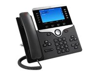 Cisco IP Phone 8841, CP-8841-K9, 17411578, VoIP Phones
