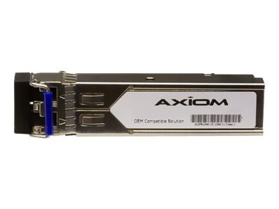 Axiom 8Gb Short Wave SFP Transceiver for Avago, AFBR-57D9AMZ-AX, 18184792, Network Transceivers
