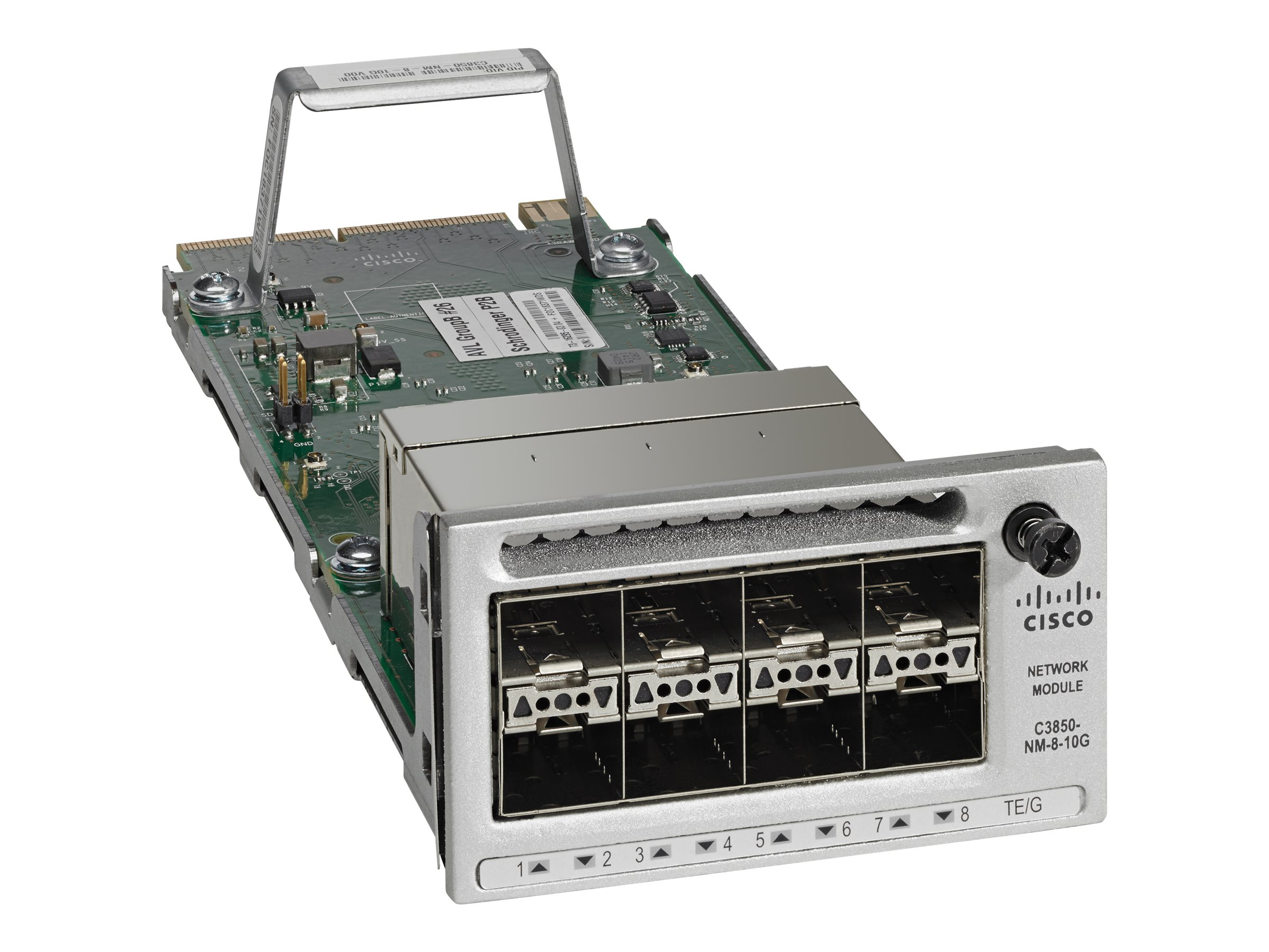 Cisco Catalyst 3850 8-Port 10GE Network Module