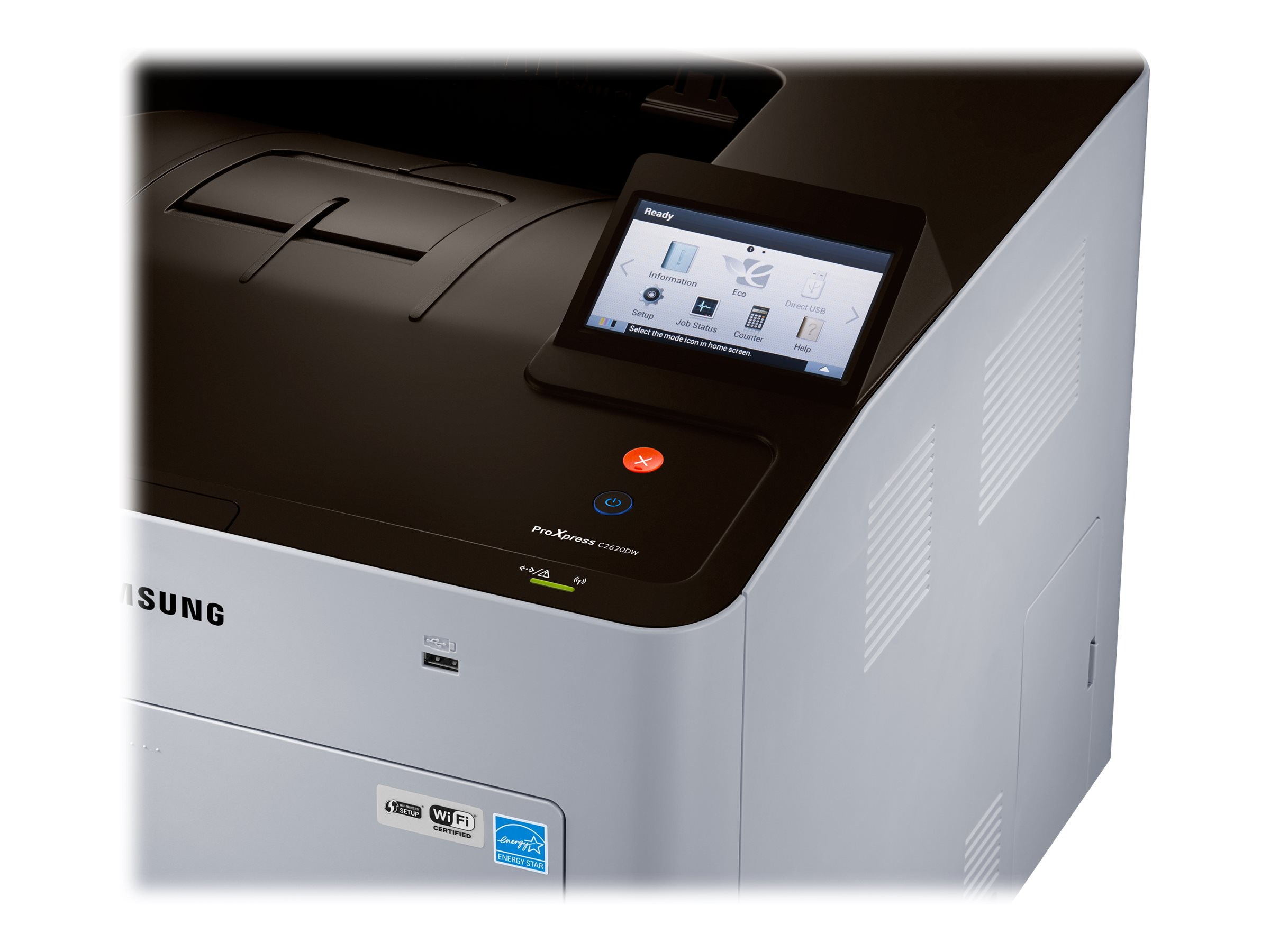 Samsung ProXpress C2620DW Color Laser Printer, SL-C2620DW/XAA