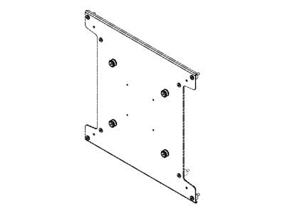 Chief Manufacturing M-Series Interface Brackets, MSB6364, 9510664, Stands & Mounts - AV