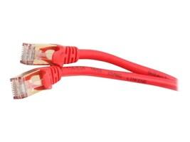 Rosewill CAT7 Shielded S STP Patch Cable, Red, 10ft, RCNC-11044, 30546477, Cables