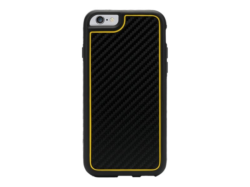Griffin Identity for iPhone 6 4.7, Black Yellow