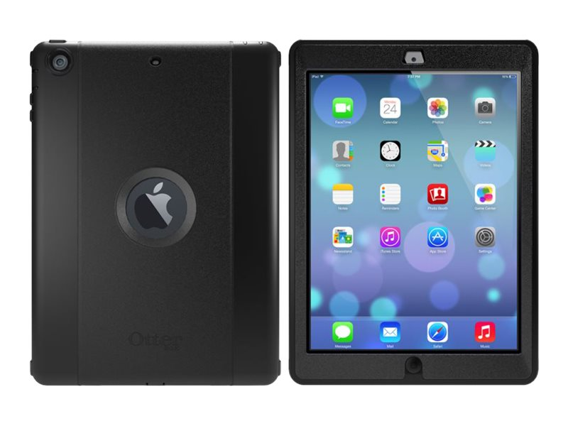 OtterBox Defender Pro Pack for iPad Air, Black