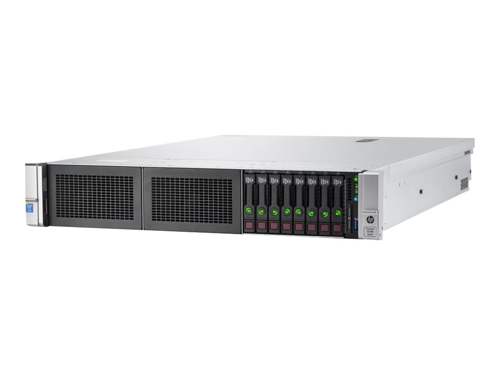 HPE ProLiant DL380 Gen9 Intel 2.6GHz Xeon, 803861-B21, 18497801, Servers