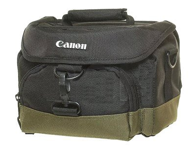 Canon Deluxe Gadget Bag 10EG (Holds 2 Cameras and 5 to 8 Lenses), 6231A001, 422684, Carrying Cases - Camera/Camcorder
