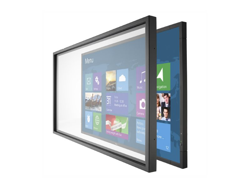 NEC 10-Point Infrared Multi-Touch Overlay for V652