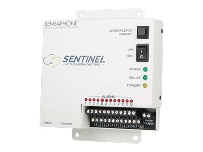 Sensaphone Sentinel Monitoring System, SCD-1200, 21163044, Environmental Monitoring - Indoor