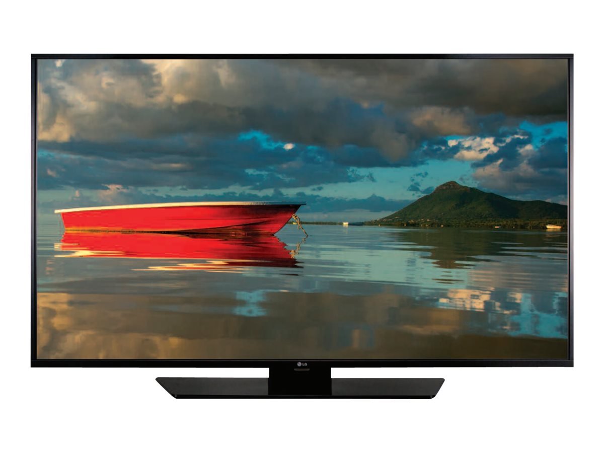 LG 60 LX341C Full HD LED-LCD Commercial TV, Black, 60LX341C, 18891876, Televisions - LED-LCD Commercial