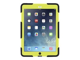 Griffin Survivor All-Terrain for iPad Air, Black Citrus, GB36404-2, 17700661, Carrying Cases - Tablets & eReaders