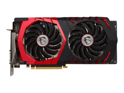 Microstar GeForce GTX 1060 Gaming X Plus PCIe Graphics Card, 8GB