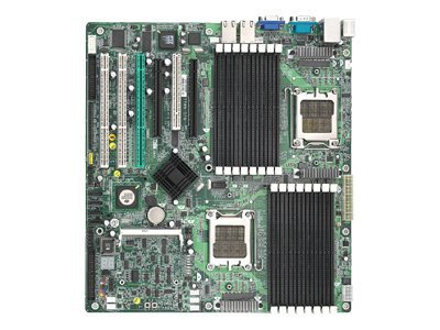 Tyan Motherboard, AMD Dual Socket 1207 Pin, Broadcom Chipset, Supports 64GB Memory, S3992G3NR-E, 7768469, Motherboards