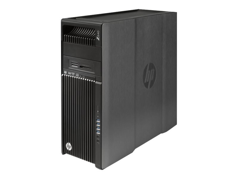 HP Z640 2.4GHz Xeon Microsoft Windows 7 Professional 64-bit Edition   Windows 8.1 Pro, F1M61UT#ABA