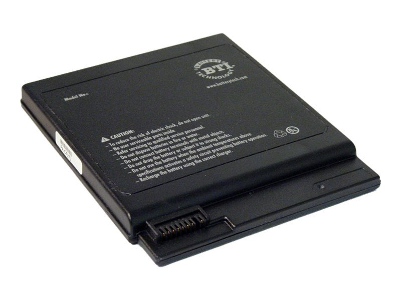 BTI Battery, Lithium-Ion, 3.7 Volts, 900mAh, for RIM, PDA-BB-6510, 8443421, Batteries - Other