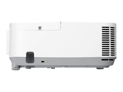 NEC NP-P401W WXGA LCD Projector, 4000 Lumens, White, NP-P401W