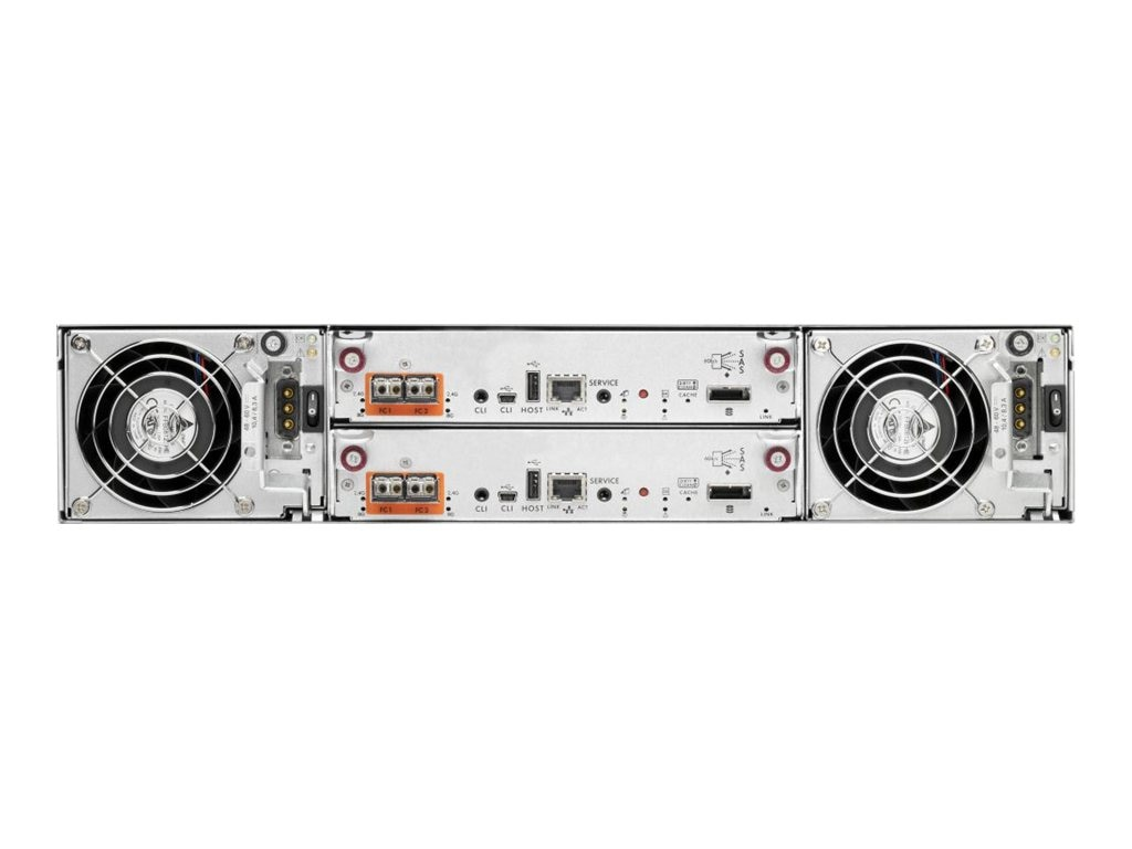 HPE P2000 Dual I O DC-Power Carrier Grade SFF Unit, BV921B, 14655577, Controller Cards & I/O Boards