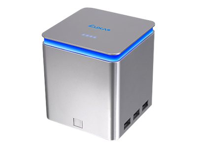 Thermaltake Luxa2 P-Mega 41600mAh Power Station, Silver, PO-UNP-PCPMSI-00, 18319052, Batteries - Other