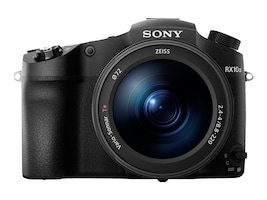 Sony 20.1MP Cyber-shot DSC-RX10 III Digital Camera, Black, DSCRX10M3/B, 33616910, Cameras - Digital