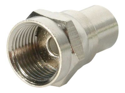 StarTech.com Hex Crimp F-Type Connector RG6, CRG6F
