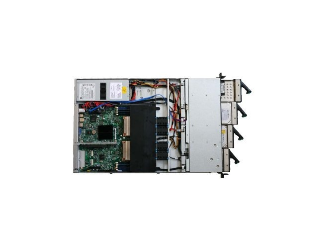 Intel SR1690WB 1U Rackmount, BB, Xeon Dual Processor Support, 650W PSU, SR1690WBRNA