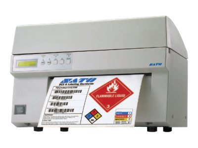 Sato M-10e 10.5-Inch Wide Web Printer