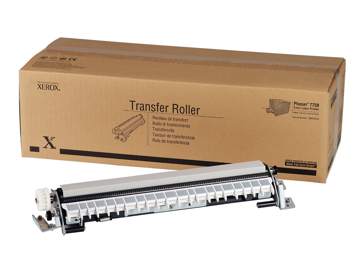 Xerox Transfer Roller for Phaser 7750 & 7760 Series Printers, 108R00579