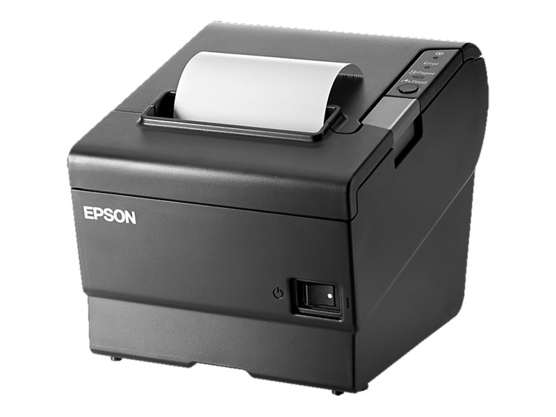 HP TM-T88V Thermal Receipt Printer, E1Q93AA