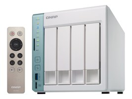 Qnap 4-Bay TS-451A Personal Cloud NAS DAS w  USB Direct Access, TS-451A-2G-US, 32595985, Network Attached Storage